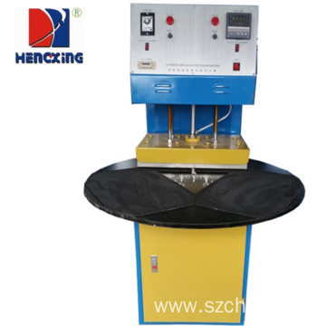 Semi-auto blister packing sealing machine for PVC