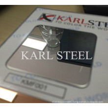 High Quality Stainless Steel Ba Sheet for Decoration Materials