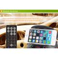 Freisprecheinrichtung im Auto Bluetooth FM Transmitter mit Handyhalter