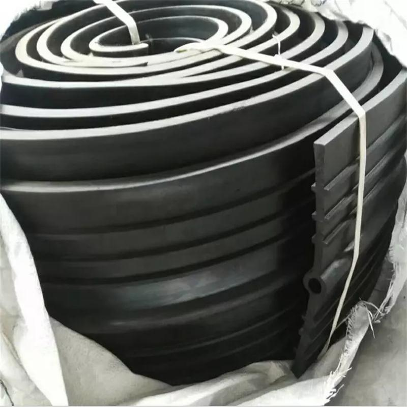 rubber waterstop belt on roll