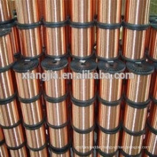 Copper coated iron wire 0.8 mm enamelled