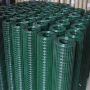 Clôture en fil métallique soudé