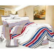 100% cotton fabric for bed sheet