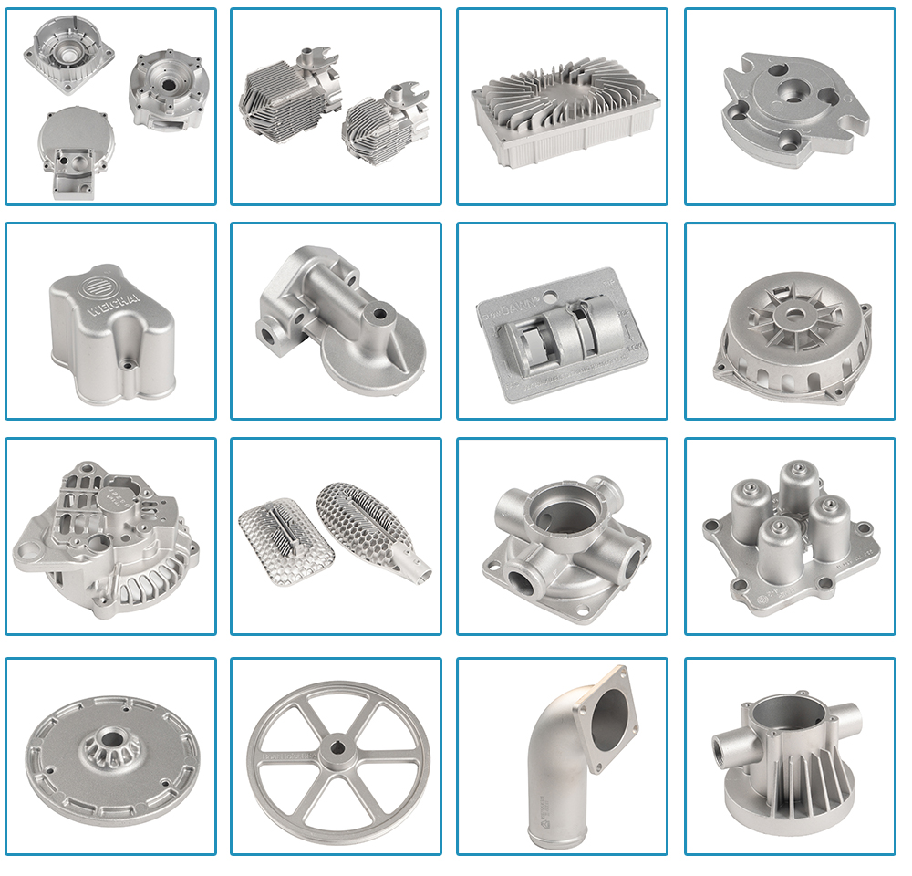 Fittings Casting Aluminum