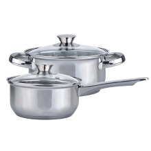 Cheapest 4pcs stainless steel cookware set