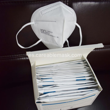 Careable Plegable Plano FFP2 Mascarilla Anti Covid-19