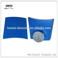 Diamant-Metall-Polierwerkzeuge