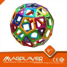 Neodymium Baby Children Magnet Puzzle / Magformers Ensemble de construction magnétique