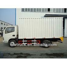 4-5 toneladas dongfeng furgoneta