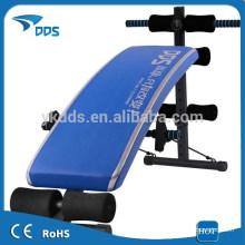 Klappbare AB Fitness Sit up Bank Übungen