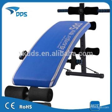 Folding AB fitness sit up bench exercises