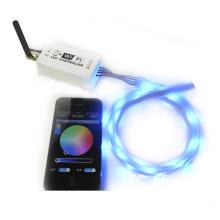 Mini WiFi RGB LED controlador para tiras de LED