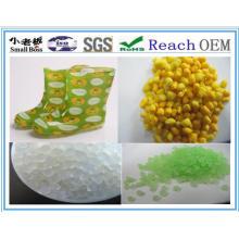 Granules de PVC pour Rainboot