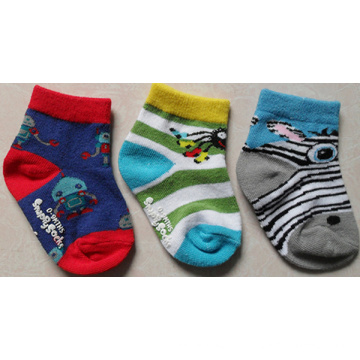 China Socks Factory Wholesale Cotton Socks Newborn Baby Sock