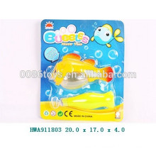 Funny fish animal plastic bubble toys