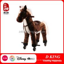 Walking Spring Rocking Horse Peluche de juguete