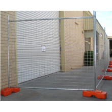 2.1mx2.4m Construction Hot Dipped Galvanized Temporary Fence