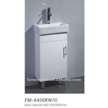 Small size bathroom cabinet