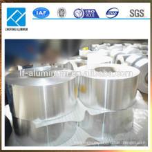 Grandes rollos de aluminio laminado para embalaje flexible con un mínimo de agujero de agujero