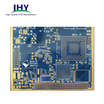 High Tg Fr4 10 Layer HDI Multilayer PCB