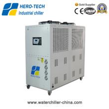 Ce Standard 3HP bis 50HP Hochwertiger, luftgekühlter Glykolkühler mit Danfoss / Copeland Compressor