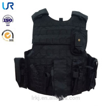 bullet proof vest with bullet proof fabric NIJ IIIA 3a protection
