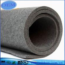 Low price Factory 100% Cotton Felt Fabric Non Woven Felt Waterproof Felt Fabric