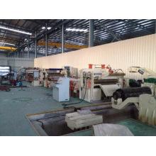 CE и ISO Аттестовал прочная Гальванизированная стальная Катушка разрезая машина