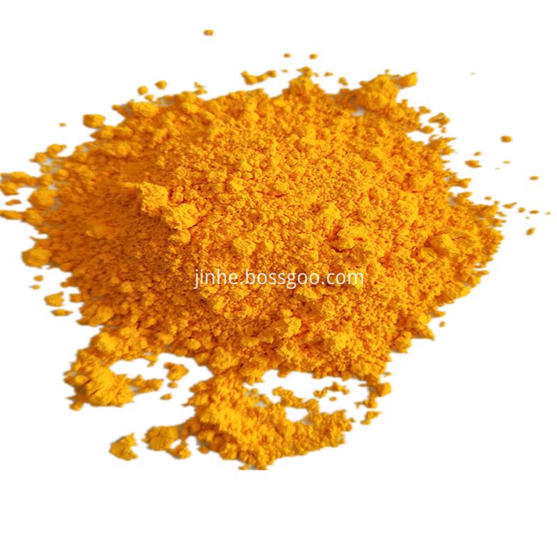 Chrome Yellow Pigment For Plastic