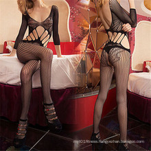 Women Sexy Floral Fishnet Lingerie Hot Lace Sexy Bodystocking
