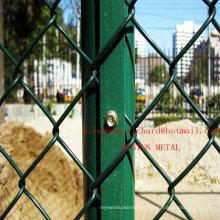 Factory Diamond Wire Mesh Fence Diamond Wire Mesh Fence