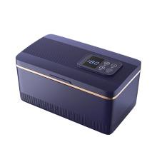 Mini limpador ultrassônico de desinfecção UV