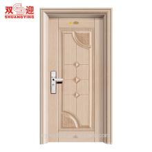 Стальной Интерьер Комнаты Дверь Внутренний Слой Основной Белой Печати Дизайн Гриль Лист