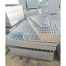 Сверхмощная оцинкованная стальная решетчатая платформа стальная решетчатая плита