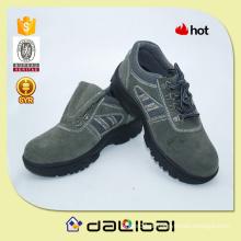 Melhor preço de alta qualidade baratos couro de buffalo couro executivo sapatos de segurança