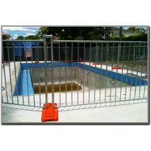 Panneau temporaire d'escrime de piscine d'Australie