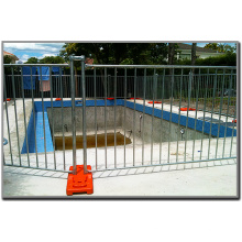 Australia Standard Galvanized Removable Swimming Pool Temporary Fence