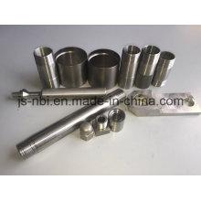 Combinación de aluminio de la pieza de mecanizado
