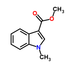 98% MIN Methyl-1-methylindol-3-carboxylat 108438-43-3