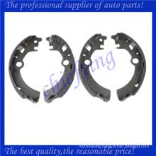 GS8651 53200-75F10 53200-70B20 53200-70822 53200-70820 53200-70821 53200-75F11 for suzuki wagon brake shoe