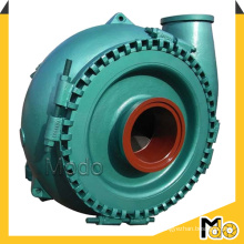 Horizontal Sand Gravel Pump Driven by Electric Motor