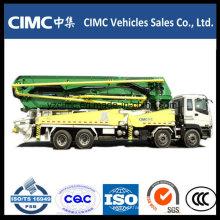 Cimc 45m Concrete Pump Truck with Isuzu Chassis