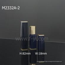 Cuadrado Bpa Libre Cosmética Embalaje Tube Lipstick Box Packaging