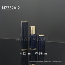 Square Bpa Free Cosmetic Packaging Tube Lipstick Box Packaging