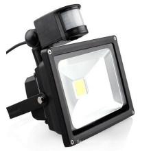 30W IP65 PIR Motion Sensor IR Controller LED Floodlight