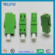 Adaptateur fibre optique Simplex LC / APC