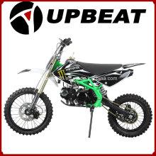 Upbeat Motocicleta 125cc Mini Bicicleta Cruzada, 125cc Moto Bicicleta Cruzada, Bici Pitbike Barata Bici De La Fábrica Más Profesional