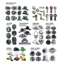 Todos los tipos de carcasa de cojinetes de la fábrica de rodamientos de bloques