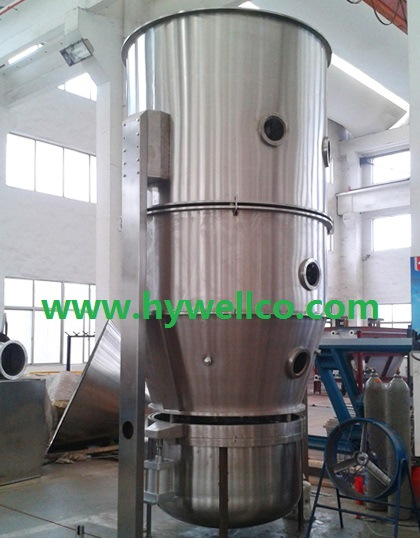 Instant Milk Powder Granulator