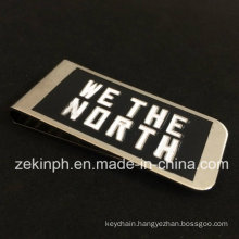 Custom Promotion Gifts Metal Money Clip Factory